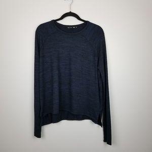 Rag and Bone navy sweater